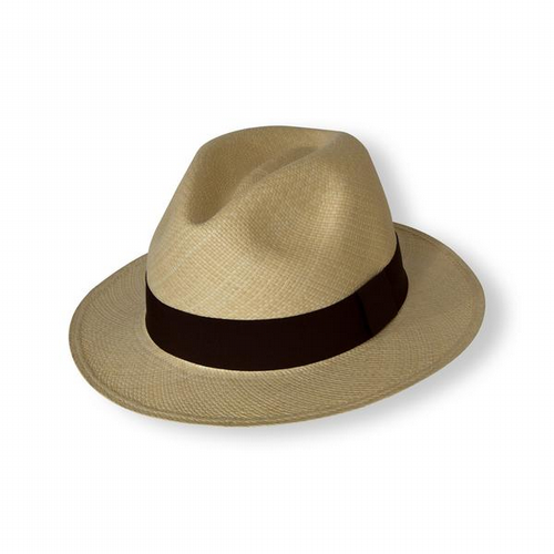 Panama Hat - Fedora - Natural